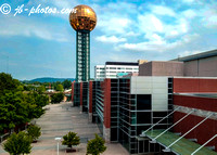 Convention Center & Sunsphere